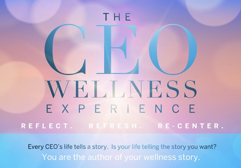 THE CEO WELLNESS RETREAT